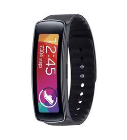 Samsung Galaxy Gear Fit, SMR3500,  Black