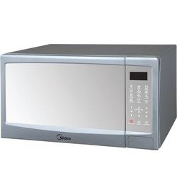 MIDEA MICROWAVE OVEN EG142AWI,  silver