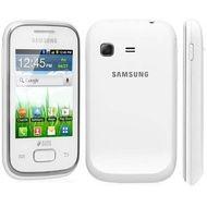 Samsung Galaxy Pocket Duos, GTS5302,  White, 4GB