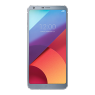LG G6 Smartphone LTE/DUAL SIM/5.7 QHD IPS/2.3Ghz/32GB-4GB RAM,  Platinum