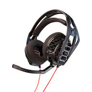 Plantronics - RIG 505 Lava Stereo PC Gaming Headset,  Black