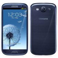 Samsung Galaxy S3 Neo, I9300I, Metallic Blue,  Blue