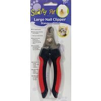SM NAIL CLIPPER MEDIUM