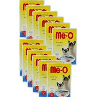 MeO Ocean Fish Gravy Cat Food 12 Pcs