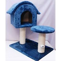 CAT TREE HOUSE TYPE