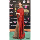 Kmozi Fancy Stylist Dipika Padukon Saree Buy Online Shopping, red