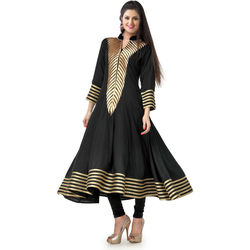 Kmozi New Collection Of Latest Kurti, black