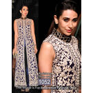 Kmozi Latest Collection Bollywood Replica Anarkali Suit Online, blue