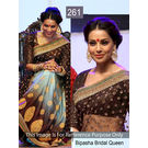 Kmozi Replica Bipasha Bridal Queen Lehenga, gray