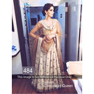 Kmozi Sonam Chocklatey Queen Lehenga Choli, chocklatey