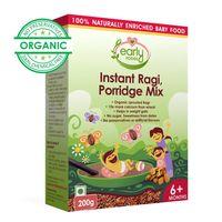 Early Foods Instant Ragi Porridge Mix (Plain) 200g