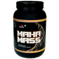 Mapple Maha Mass Whey Protein Supplement 600Gms, american ice cream