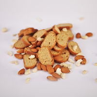 Snalthy Mixed Nuts Rusk