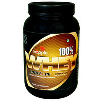 Mapple Whey Protein Gold 600Gms, chocolate