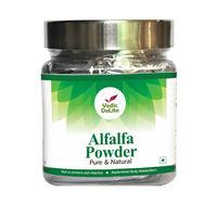 Vedic Delite Alfalfa Powder 100Gms