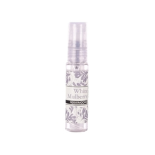 Rosemoore Mulberry 10 ML Car Spray For Car & Travel, White