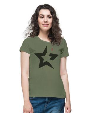 Star Break Black, xs,  clover green