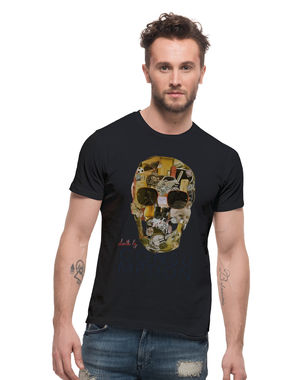 Death By Consumption, s,  anthracite black