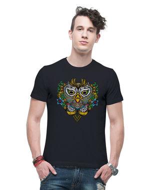 Lady Owl, s,  anthracite black
