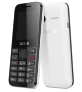 ALCATEL 1054 DUAL SIM,  white