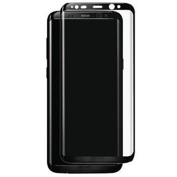 PANZER TEMPERED GLASS GALAXY S8 PLUS BLACK