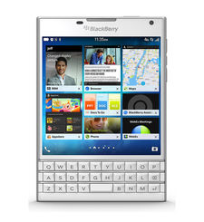 BLACKBERRY PASSPORT 4G LTE,  white