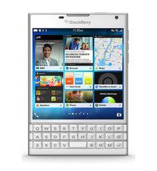 BLACKBERRY PASSPORT 4G LTE,  white