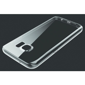 MYCANDY S7 TPU BACK CASE CLEAR
