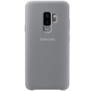 SAMSUNG GALAXY S9 PLUS SILICONE COVER,  grey