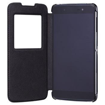 BLACKBERRY DTEK50 SMART FLIP CASE,  black