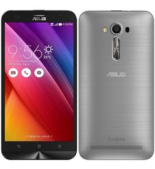 ASUS ZENFONE 2 LASER ZE550KL-1C275BH 5.5 INCH DUAL SIM 32GB 4G,  silver