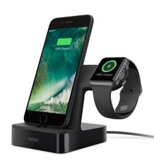 BELKIN CHARGE DOCK POWERHOUSE,  black