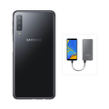 SAMSUNG GALAXY A7 2018 128GB DUAL SIM,  black