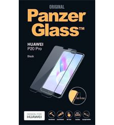 PANZER GLASS HUAWEI P20 PRO,  black