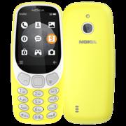 NOKIA 3310 3G,  yellow