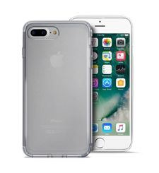 Puro iPhone 7 Plus Ultra-Slim 0.3 Nude Cover Transparent