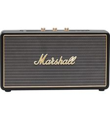 MARSHALL STOCKWELL PORTABLE BLUETOOTH SPEAKER,  black