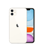 APPLE IPHONE 11,  white, 256gb