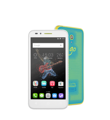 ALCATEL GO PLAY 7048X 4G LTE,  green blue, 8gb