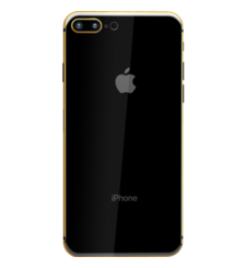 APPLE IPHONE 8 PLUS 24K GOLD PLATED, 64 gb