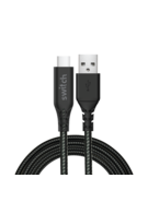 SWITCH ULTRA RUGGED USB A TO TYPE C CHARGE & SYNC CABLE BLACK, 1.2m