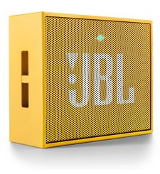 JBL GO BLUETOOTH SPEAKER,  yellow