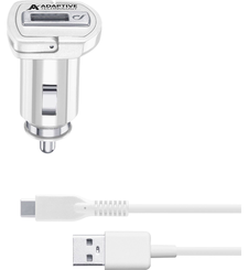CELLULARLINE POWERBANK 15W USB C CHARGER KIT,  white