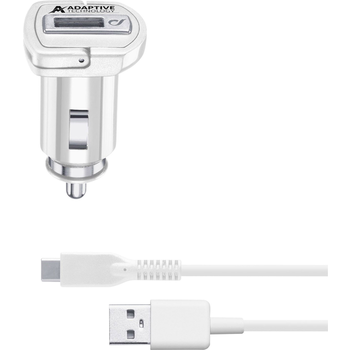 CELLULARLINE POWERBANK 15W USB C CHARGER KIT,  white