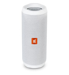 JBL FLIP 4 WIRELESS BLUETOOTH SPEAKER,  white