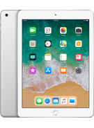 NEW APPLE IPAD 9.7 INCH 2018,  silver , wifi, 32gb