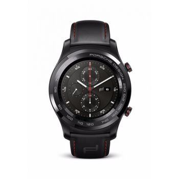 HUAWEI SMARTWATCH W2 PORSCHE DESIGN,  black