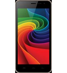 فور S185 سكاي 2 سعة 8 جيجابايت الجيل الثالث (3G) ثنائي الشريحة,  Gold