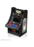 "MY ARCADE 6.75"" COLLECTIBLE RETRO GALAGA MICRO PLAYER BLACK"