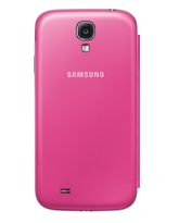 SAMSUNG GALAXY S4 S VIEW COVER,  pink